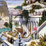 バビロニアの空中庭園