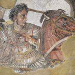 アレキサンダー大王の行方